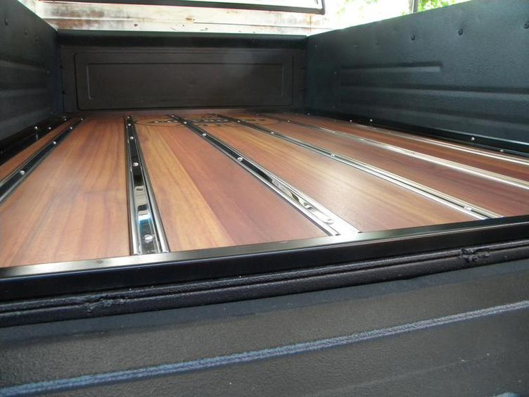 Aluminum Bed Floors